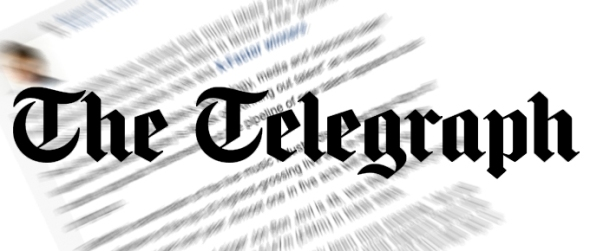 The Telegraph Banner
