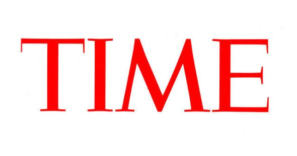 Time Magazine Banner