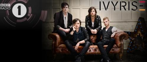 Ivyrise On Radio 1 Banner