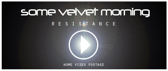 Some Velvet Morning Resistance Banner