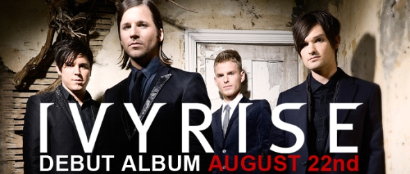 Ivyrise Group Shot With Release Date August 22