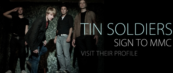 Tin Soldiers Banner